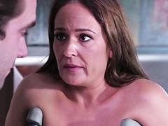 Busty MILF Screwed By Her Horny Stepson Porn Videos