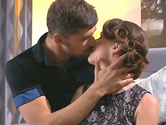 Mom Mature Housewife In Stockings Squirting After