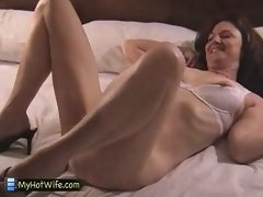 Motel Slut: My Wife Told Me She Was Sure I Wouln't Mind So She Went Ahead And Made The Date..